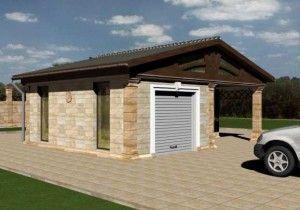 Чим краще і дешевше покрити дах гаража огляд матеріалів