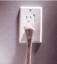 Як електричний струм діє на людину