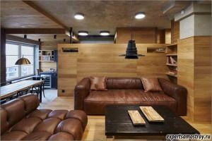Дерев`яна квартира