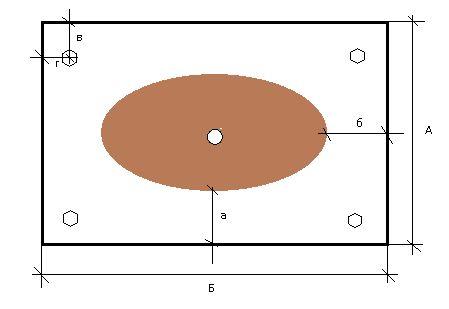 схема монтажу стелі