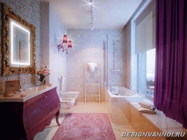 ідеї дизайну ванної кімнати фото - 1