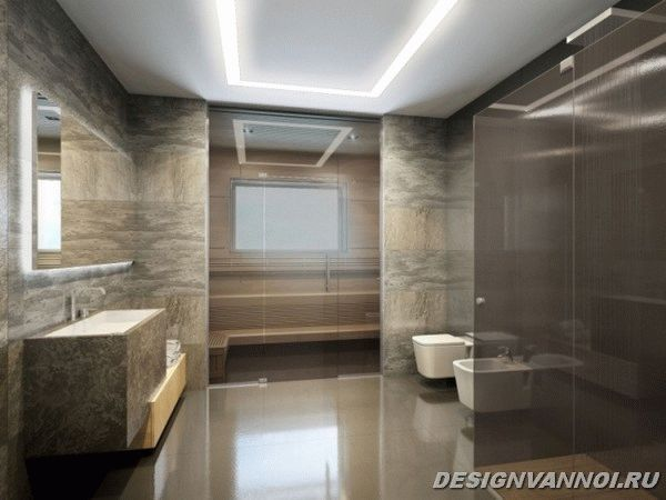 ідеї дизайну ванної кімнати фото - 5