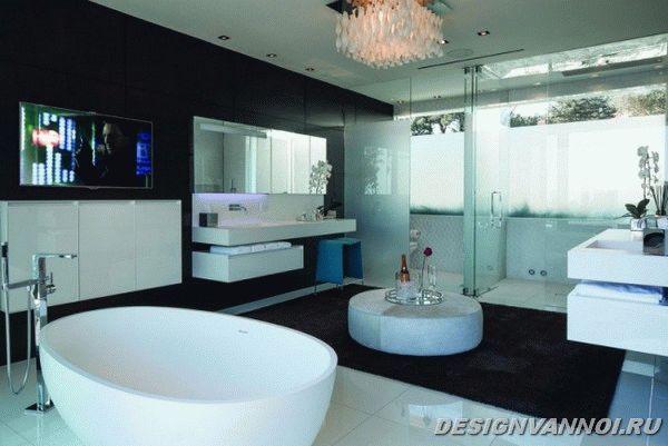 ідеї дизайну ванної кімнати фото - 12