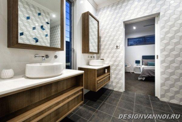 ідеї дизайну ванної кімнати фото - 13
