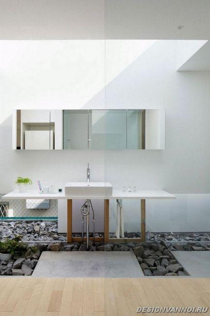 ідеї дизайну ванної кімнати фото - 14