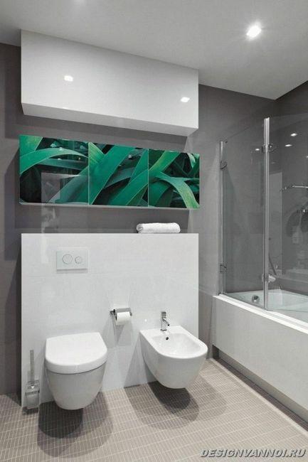 ідеї дизайну ванної кімнати фото - 15