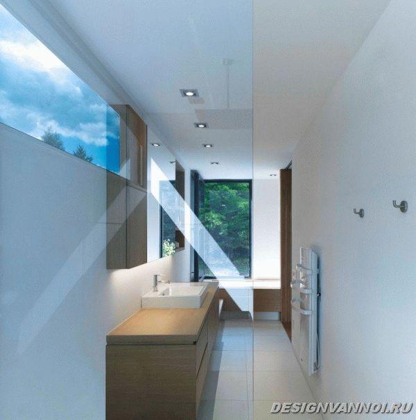 ідеї дизайну ванної кімнати фото - 17