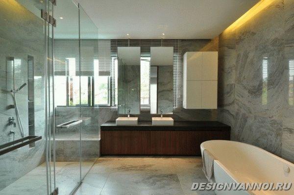 ідеї дизайну ванної кімнати фото - 19