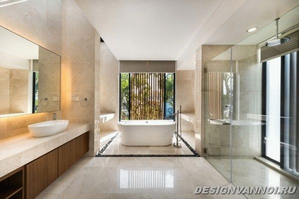 ідеї дизайну ванної кімнати фото - 21