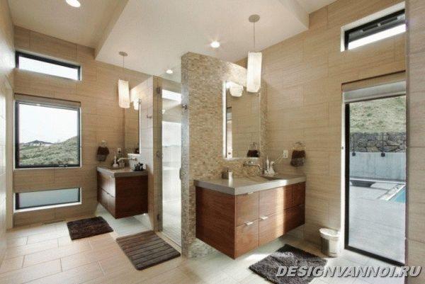 ідеї дизайну ванної кімнати фото - 23