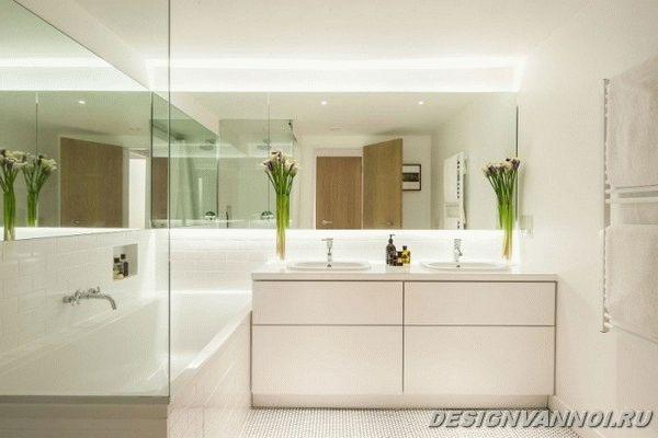 ідеї дизайну ванної кімнати фото - 24