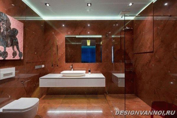 ідеї дизайну ванної кімнати фото - 25