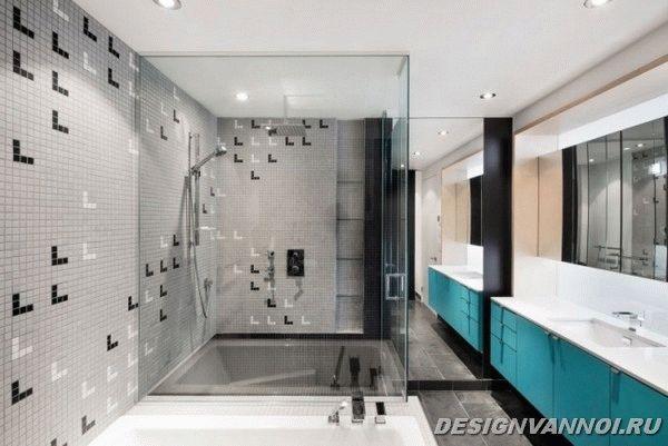 ідеї дизайну ванної кімнати фото - 29