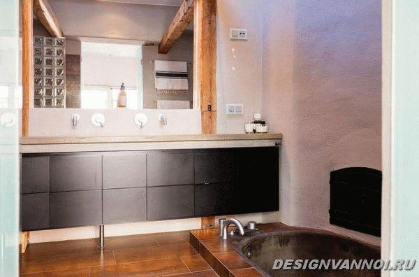 ідеї дизайну ванної кімнати фото - 34