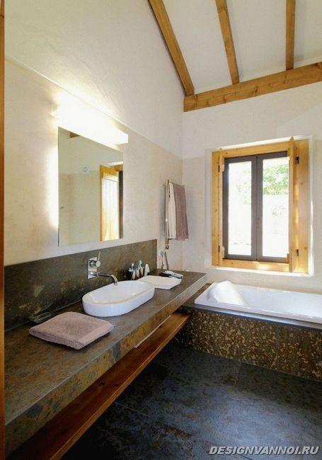 ідеї дизайну ванної кімнати фото - 35