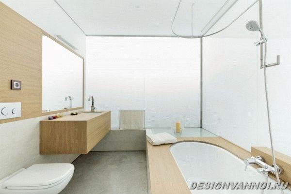 ідеї дизайну ванної кімнати фото - 37