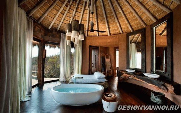 ідеї дизайну ванної кімнати фото - 38