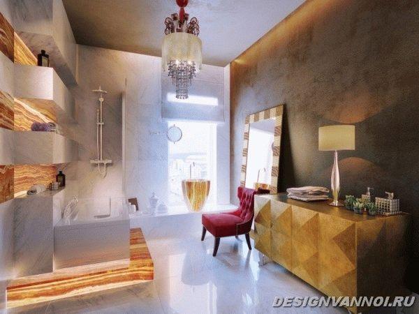 ідеї дизайну ванної кімнати фото - 4
