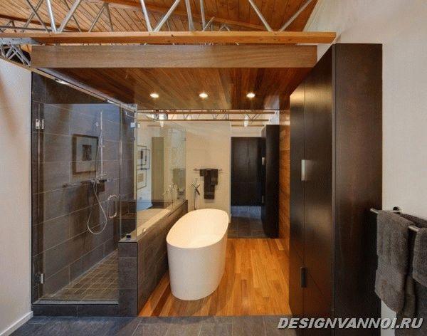 ідеї дизайну ванної кімнати фото - 40