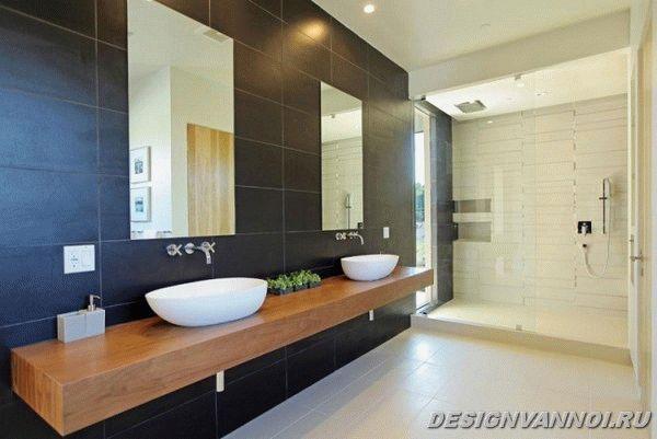 ідеї дизайну ванної кімнати фото - 42