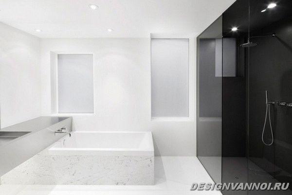 ідеї дизайну ванної кімнати фото - 48