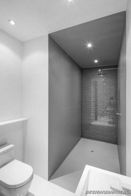 ідеї дизайну ванної кімнати фото - 54