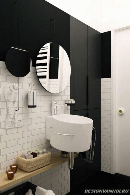 ідеї дизайну ванної кімнати фото - 55