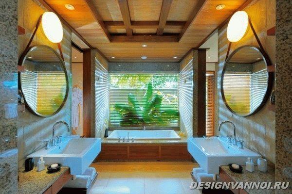 ідеї дизайну ванної кімнати фото - 61
