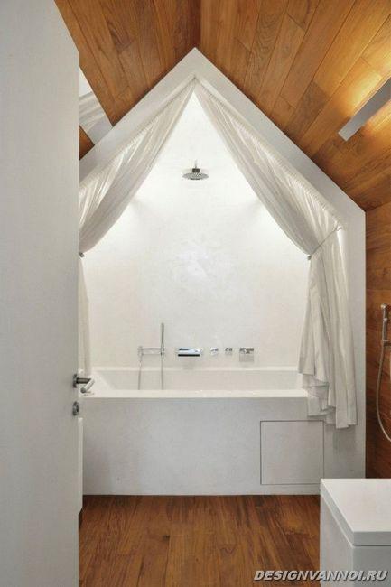 ідеї дизайну ванної кімнати фото - 62