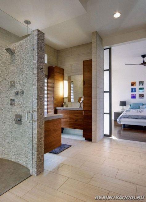 ідеї дизайну ванної кімнати фото - 63