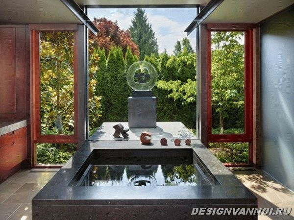 ідеї дизайну ванної кімнати фото - 64