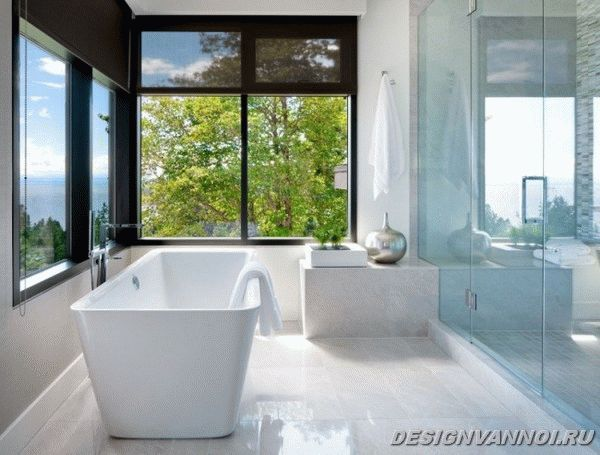 ідеї дизайну ванної кімнати фото - 69