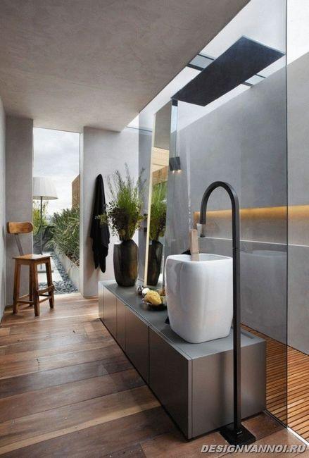 ідеї дизайну ванної кімнати фото - 70