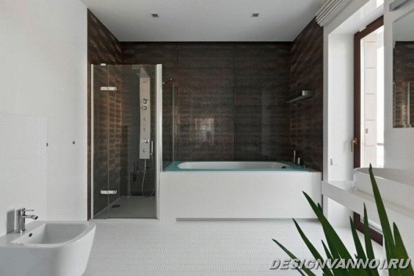 ідеї дизайну ванної кімнати фото - 74