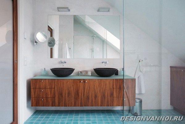ідеї дизайну ванної кімнати фото - 75