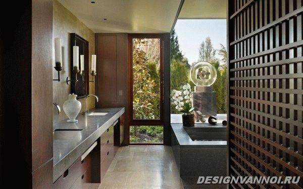 ідеї дизайну ванної кімнати фото - 78