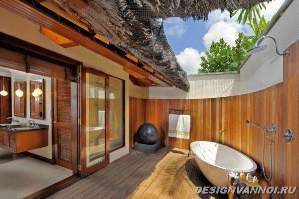 ідеї дизайну ванної кімнати фото - 81