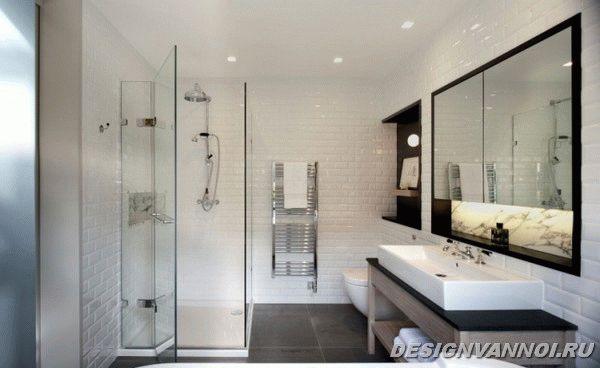 ідеї дизайну ванної кімнати фото - 83