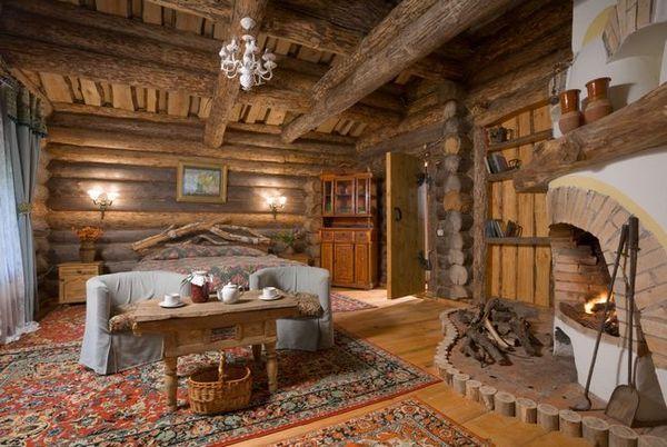 Інтер`єр маленького дачного будиночка Ідеї, фото