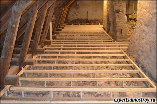 Як підняти рівень підлоги в квартирі?