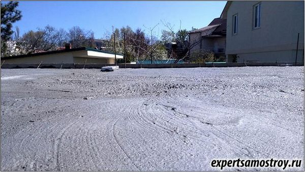 Як правильно заливати бетон?