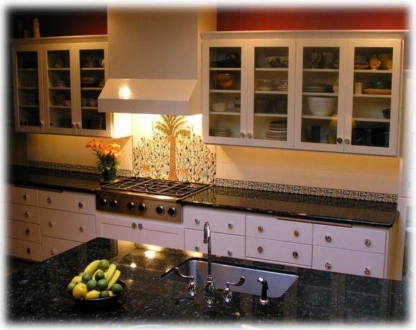 Керамічна плитка для кухні фото і кераміка на фартух