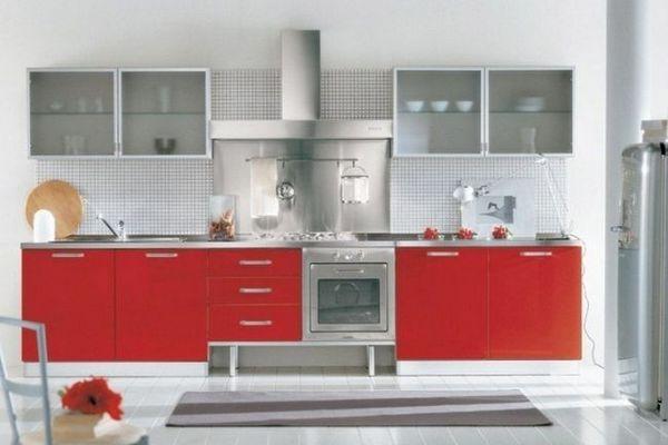 Сіра стільниця на кухню