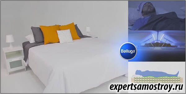 Ортопедичне розумна ліжко сучасні технології на службі вашого комфорту