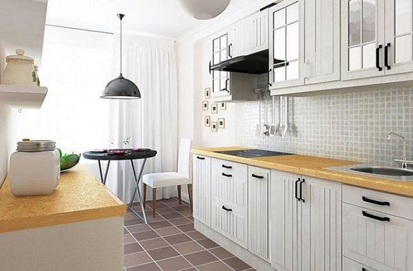 Особливості скандинавського стилю в інтер`єрі кухні