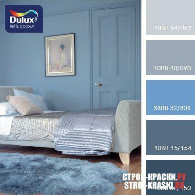 Підбір кольорової гами фарб для стін