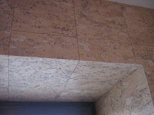 Коркове покриття для стін своїми руками
