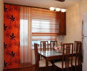 Римські штори додадуть красу вашої кухні