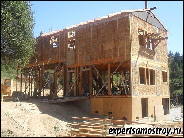 Будівництво будинку з солом`яних блоків