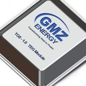 термоелектричний генератор